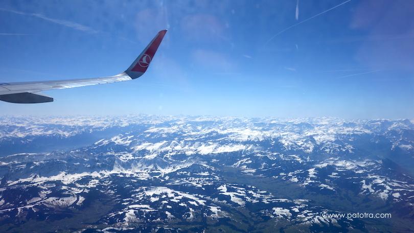 Flug Zuerich Istanbul