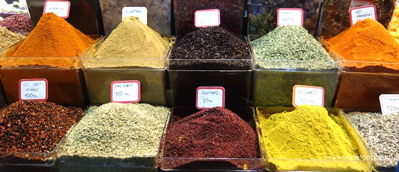 Gewuerzmarkt Istanbul