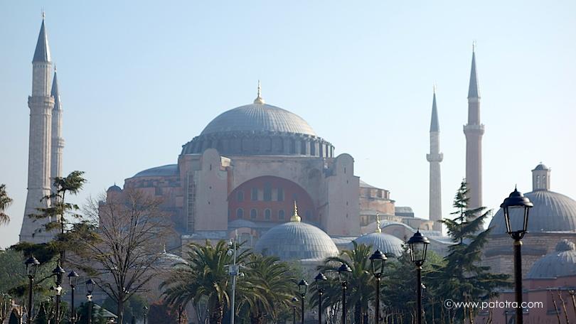 Hagia Sophia Ansicht
