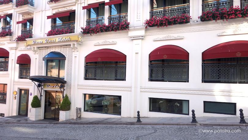 Istanbul Hotel Dosso Dossi