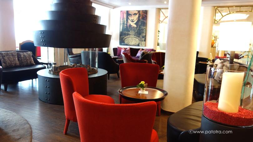 Lounge Hotel Seehof Davos