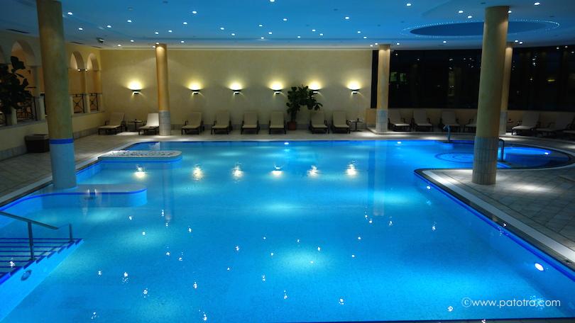 Pool Hotel Vereina