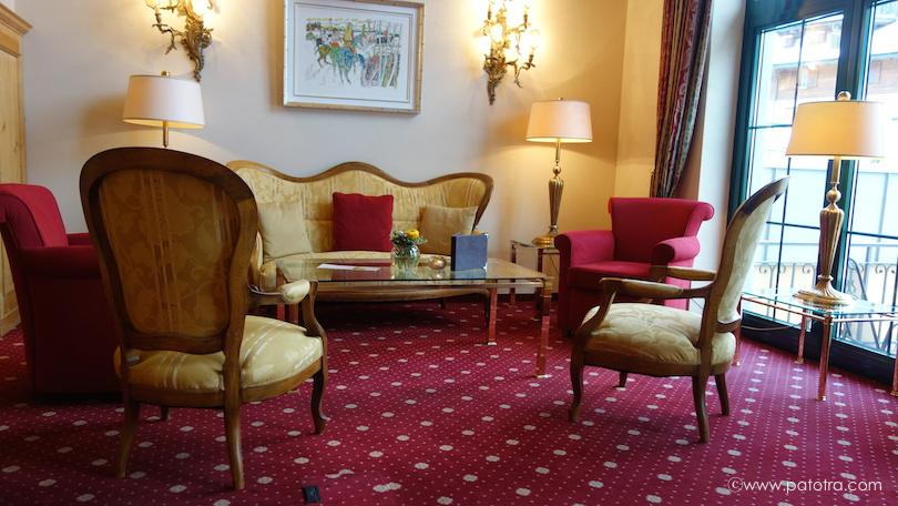 Saal Hotel Vereina