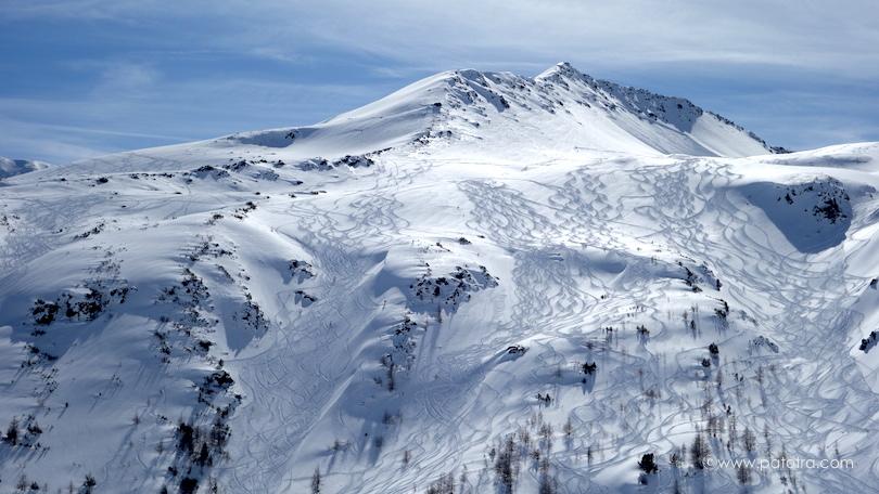 Skifahren Klosters