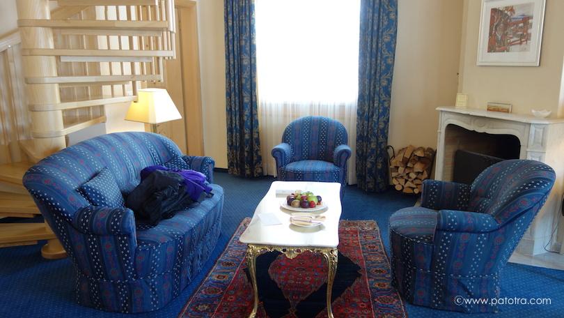 Zimmer Hotel Vereina