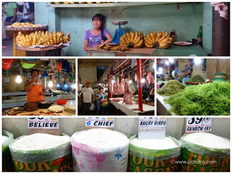 Lapu Lapu Markt
