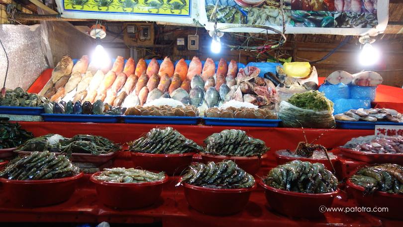Seafood Manila