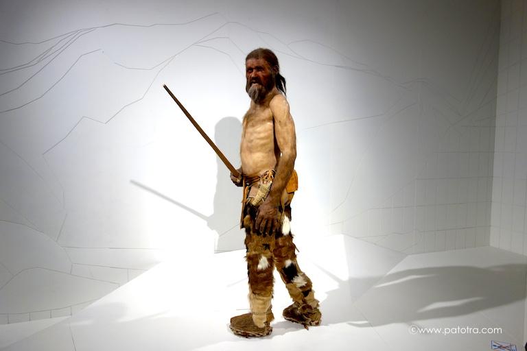 Der Mann aus dem Eis, Oetzi