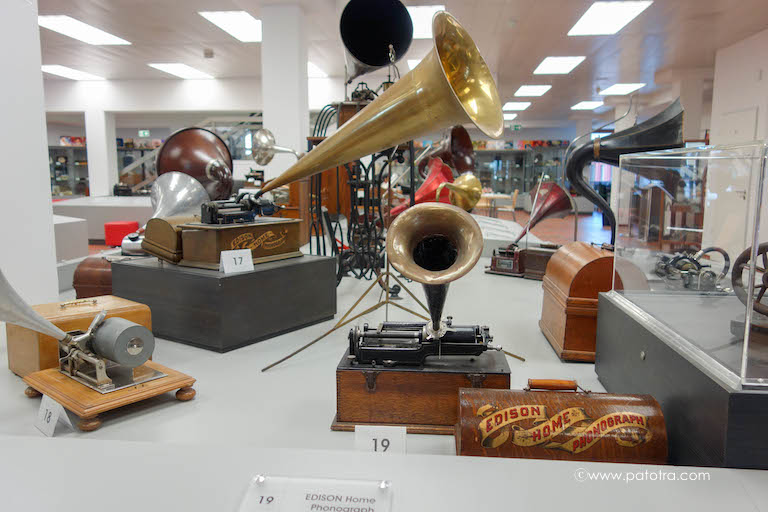 Phonomuseum St.Georgen