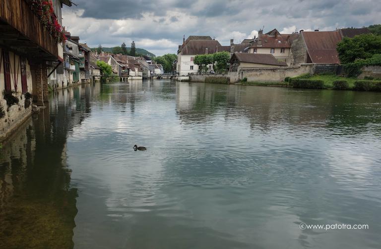 Ornans Frankreich