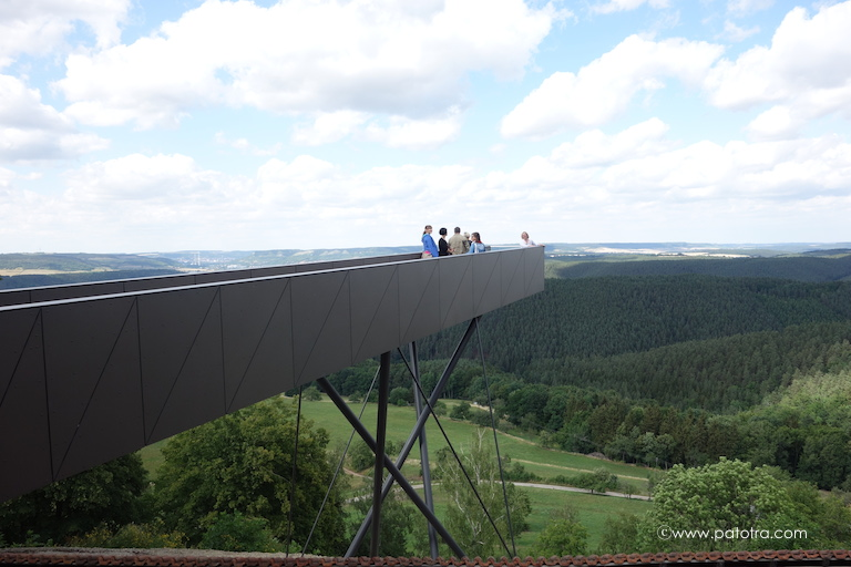 Skywalk Leuchtenburg