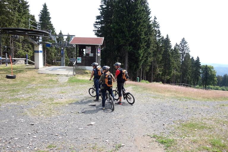 Steinach Mountain Skyver