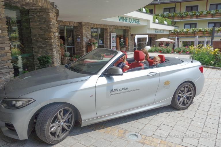 BMW Alpenrose
