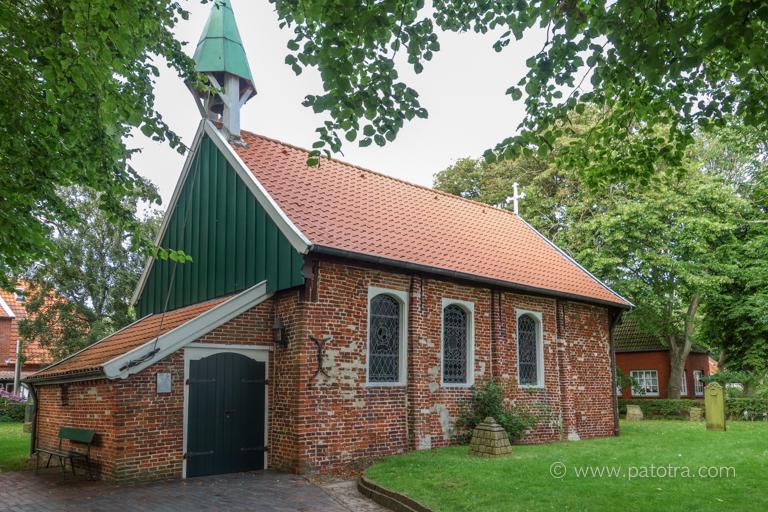 Kirche Spiekeroog