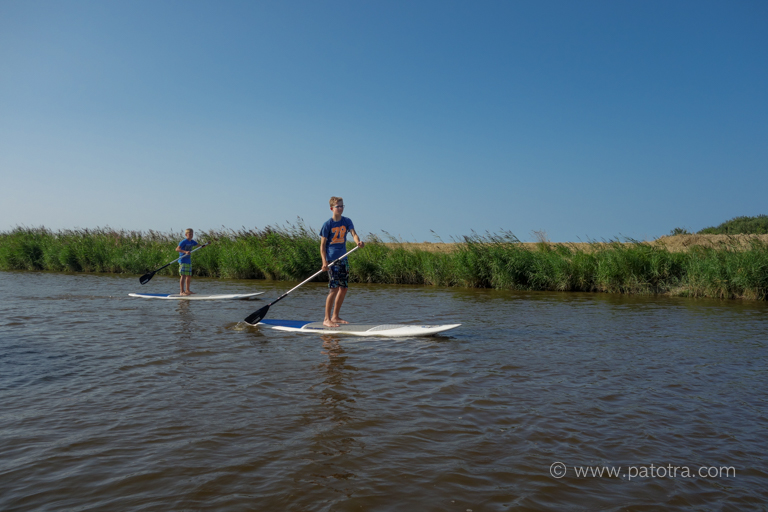 Stand up Paddling Windloop