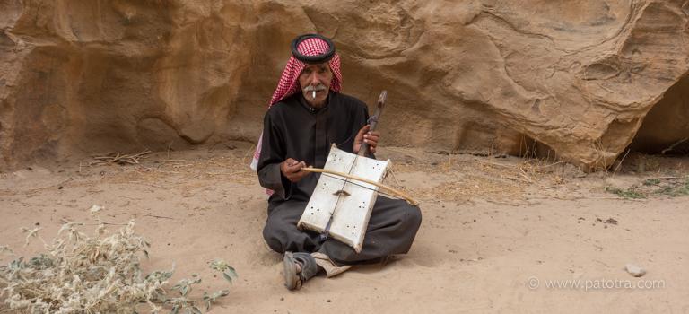 Beduine Little Petra