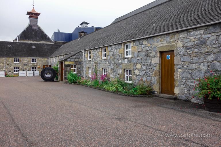 Destillerie Glenfiddich