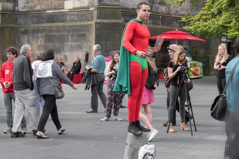 Edinburgh Fringe 2