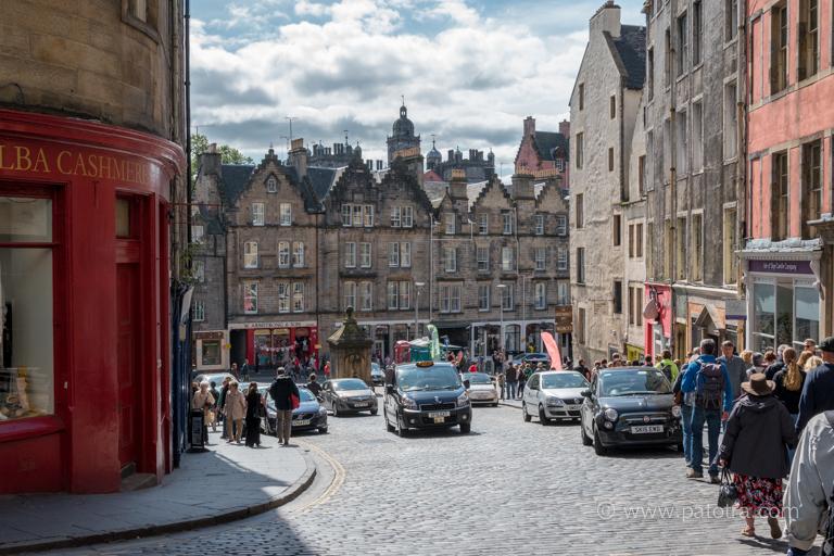 Edinburgh Strasse