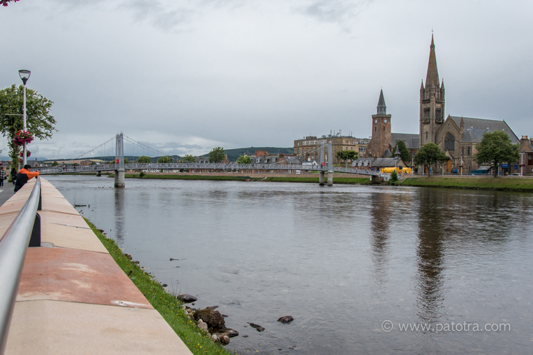 Inverness am Ness