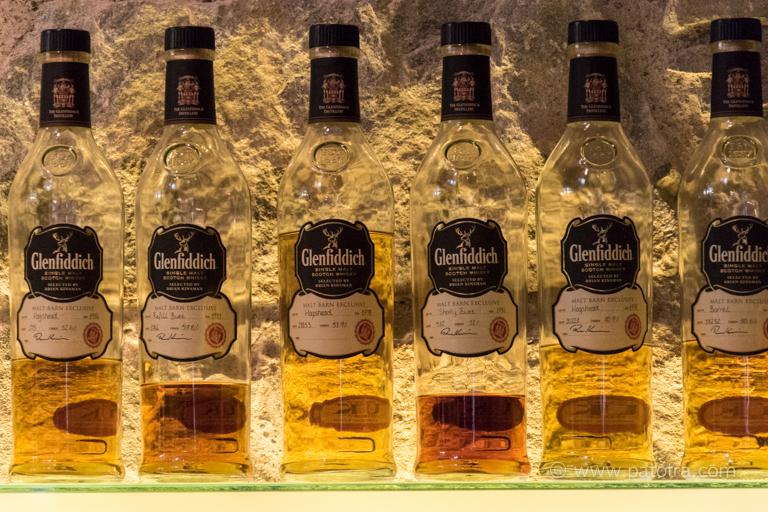 Whiskyflaschen