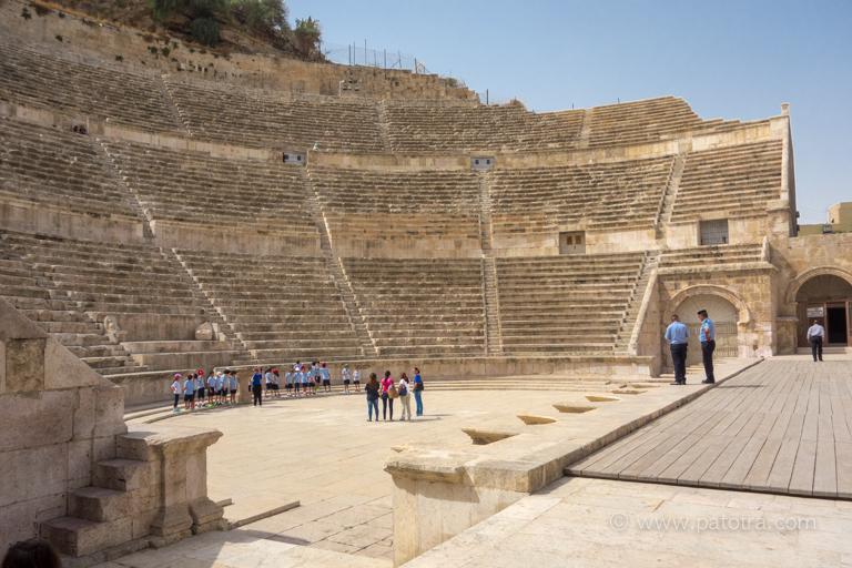 Amphitheater Amman