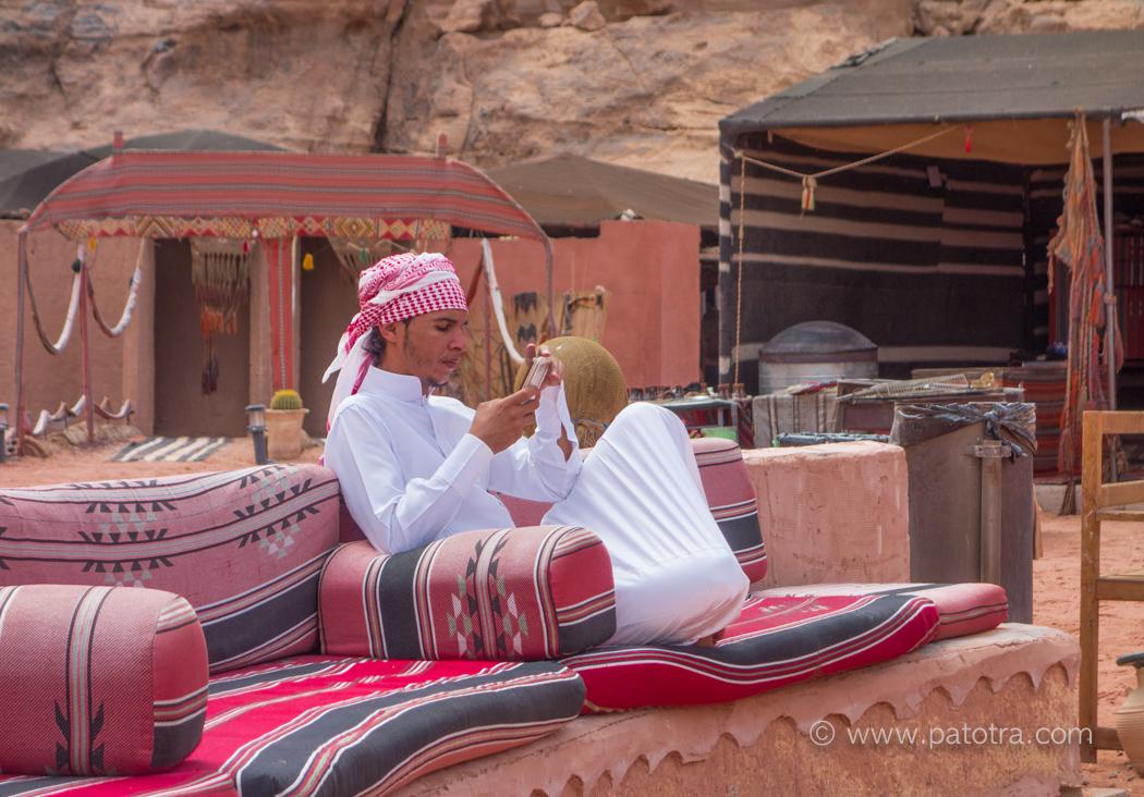 Beduine Jordanien