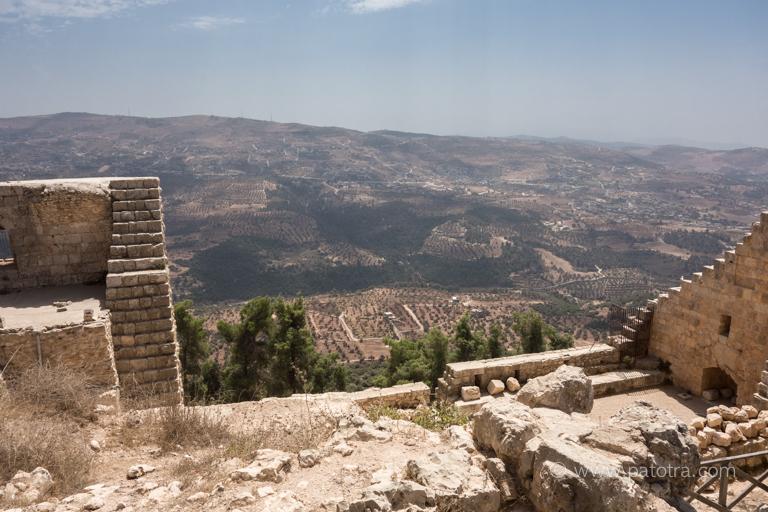 Blick Ajloun