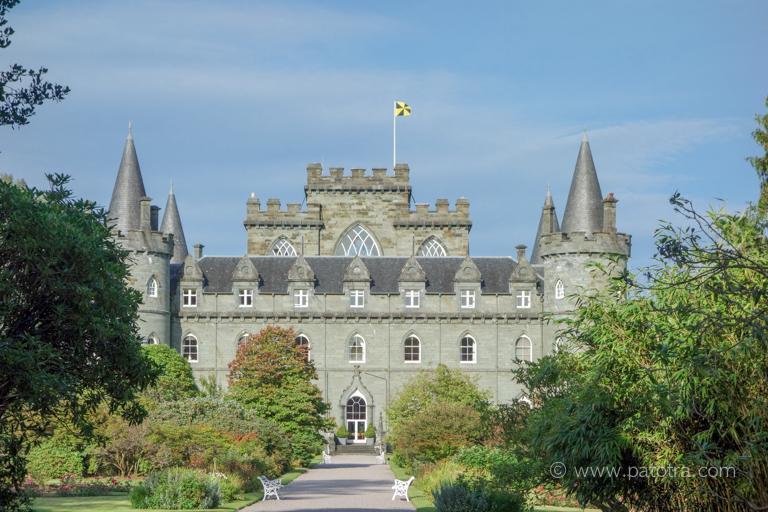 Inveraray Schloss