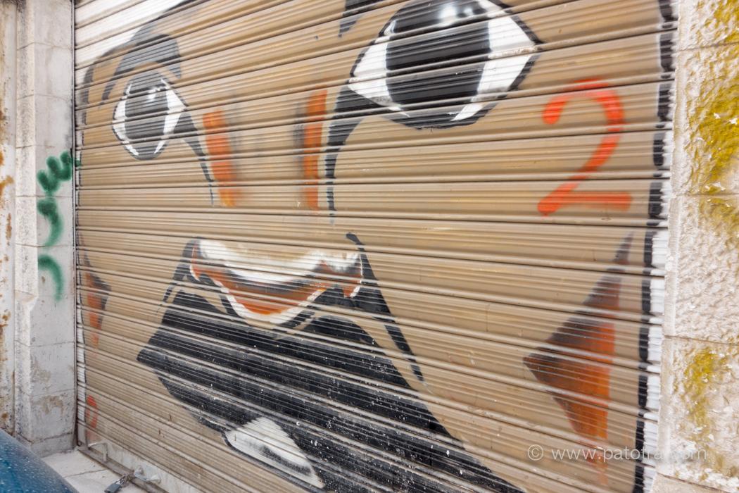 Jordan Streetart