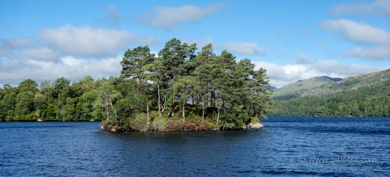 Loch Katrine Island