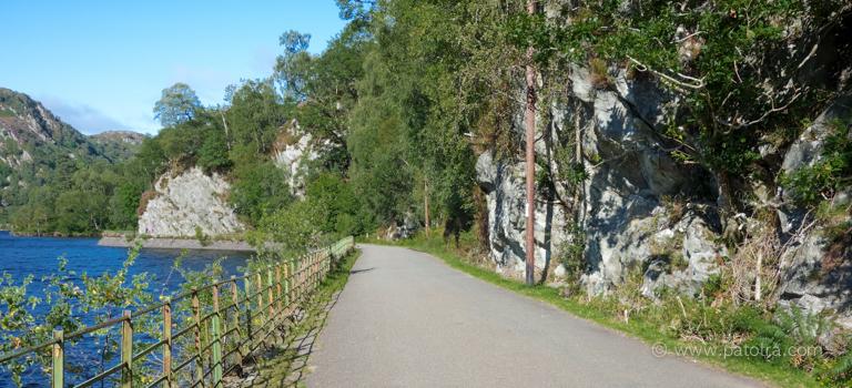 Loch Katrine walk