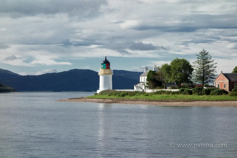 Leuchtturm Nether Lochaber