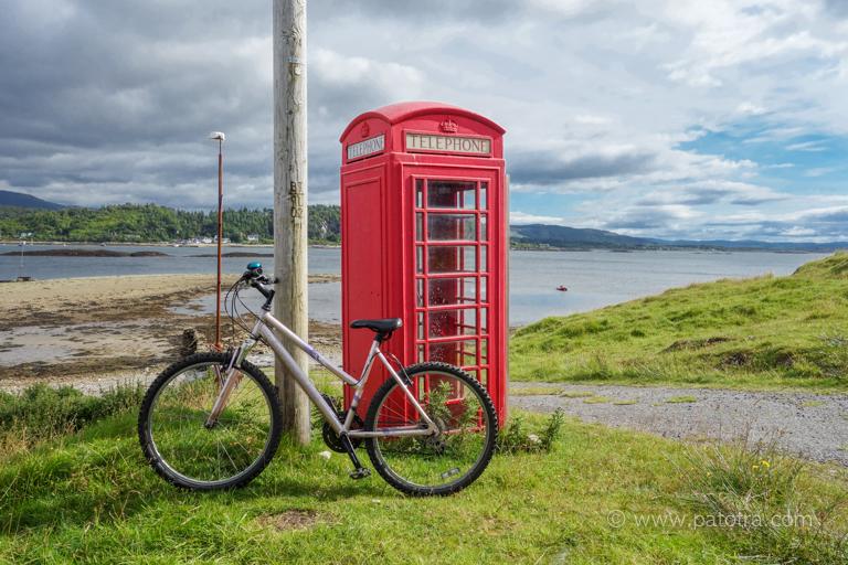 Lismore Telefonbox