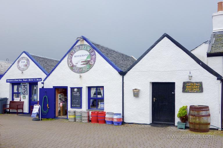Oyster Bar Seil