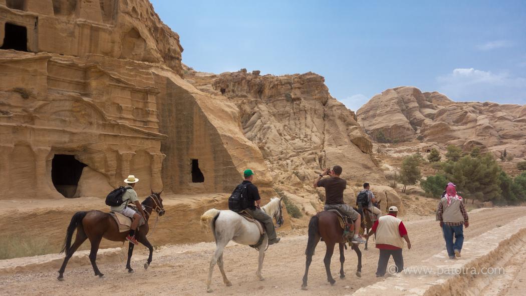 Reisen in Jordanien
