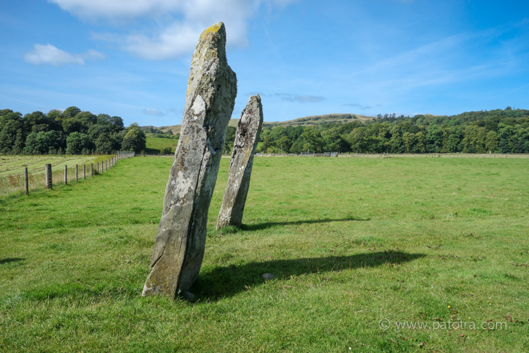 Standing Stones Netherlargie