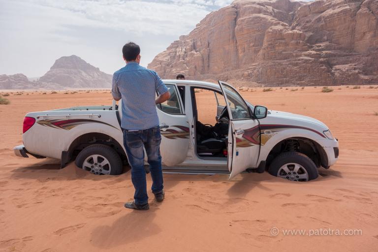 Wadi Rum Auto