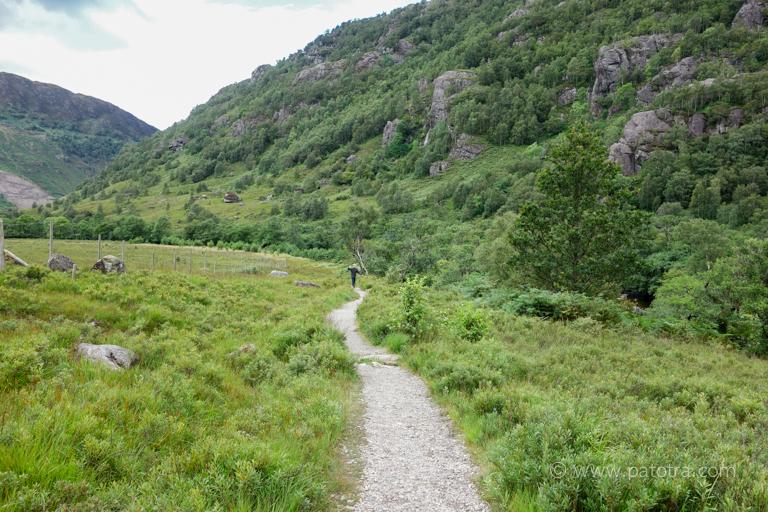 Wandern Highlands
