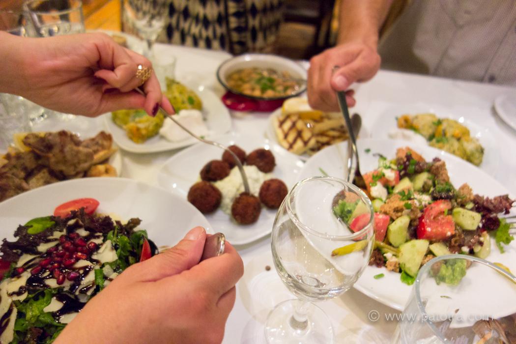 Food Thessaloniki
