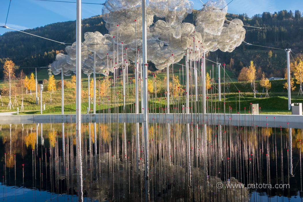 Kristallwolken Garten