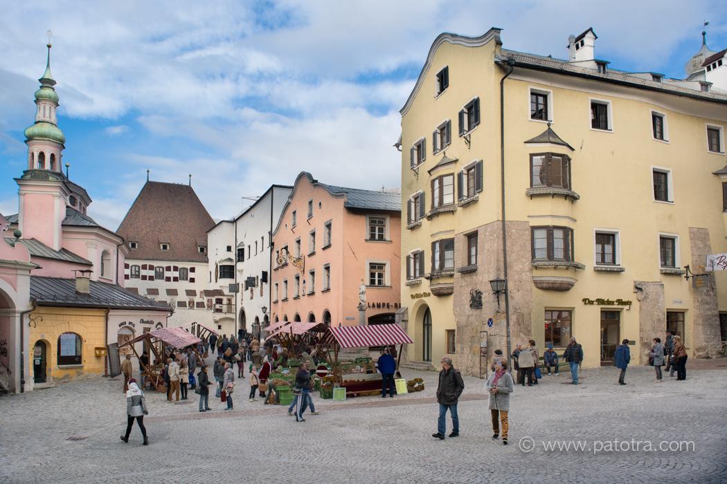 Marktplatz Hall