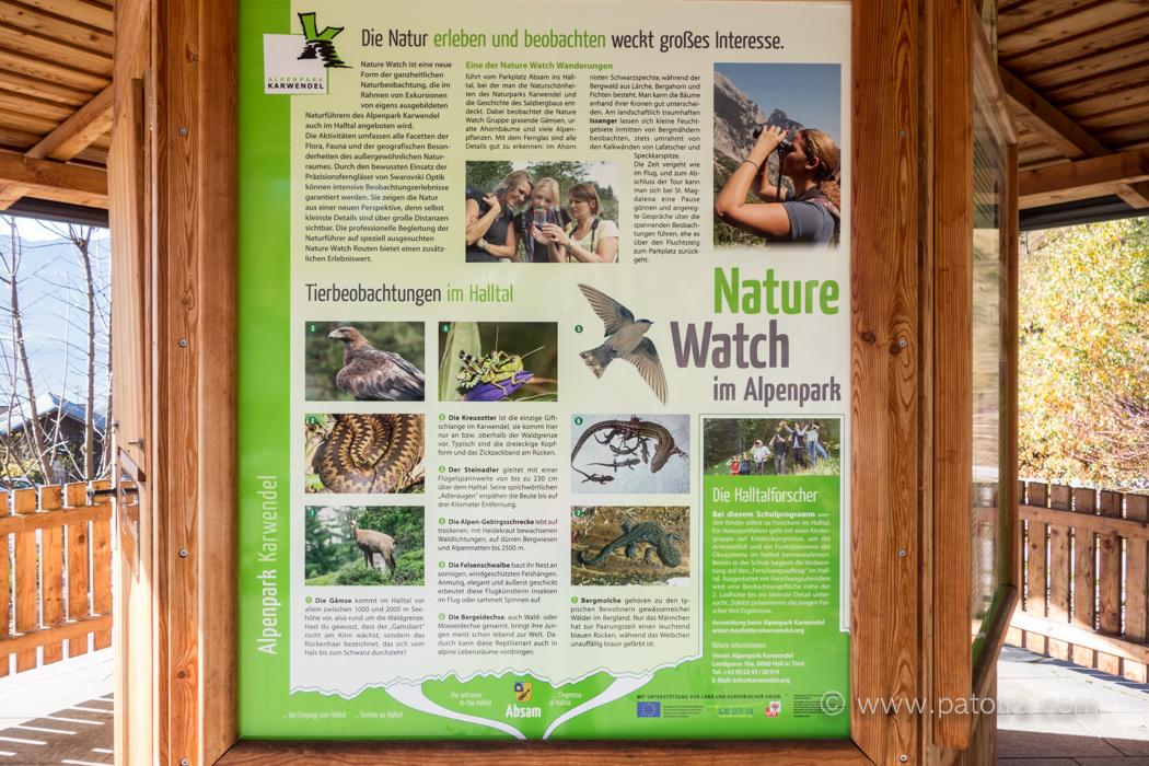 Nature Watch Tirol