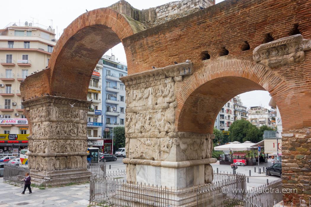 Torbogen Thessaloniki