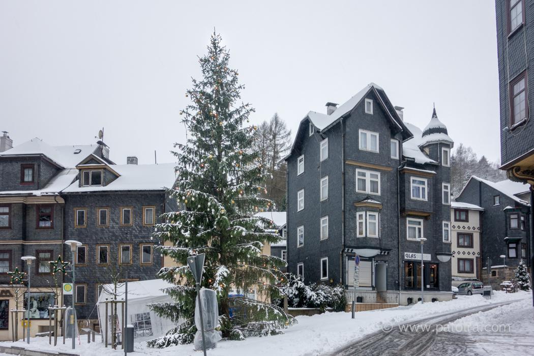 Lauscha Winter