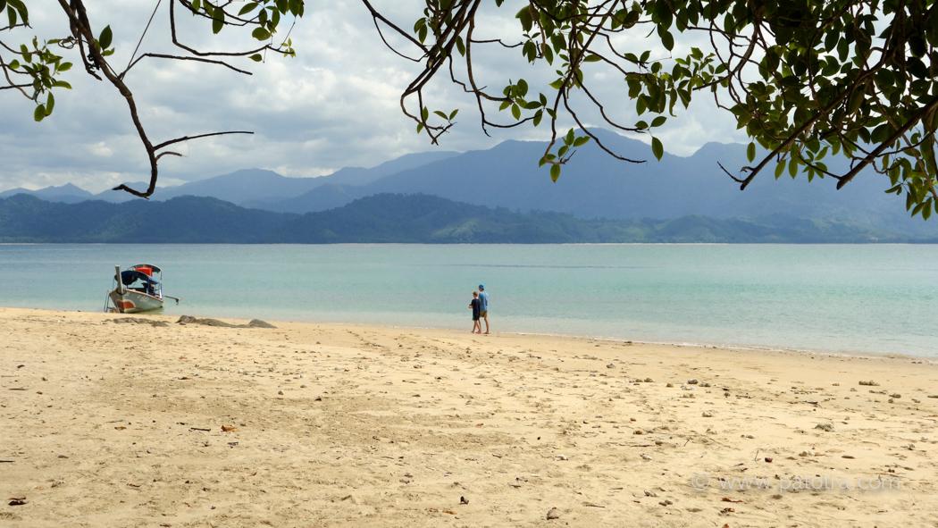Thailand im Paradies