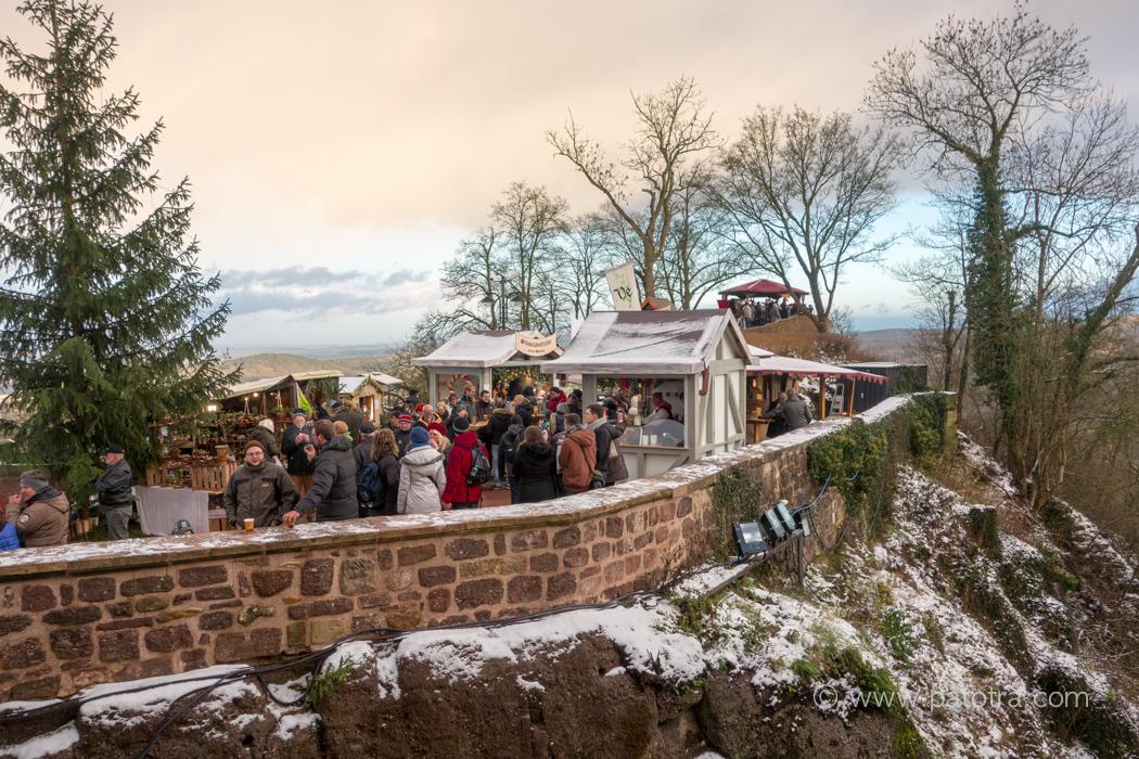 Weihnachten Wartburg