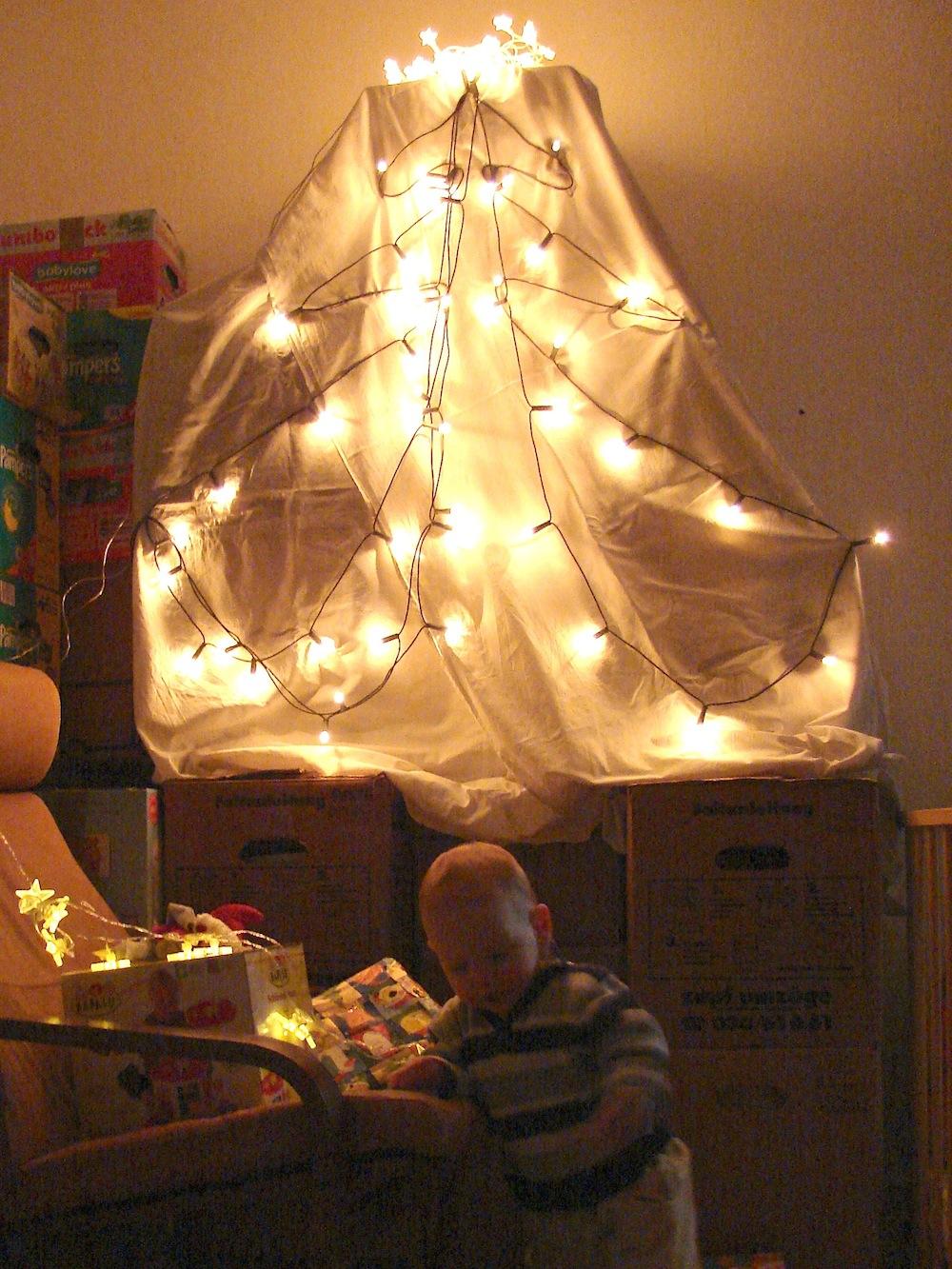 Weihnachten unterm Tannenbaum, oder unter Palmen?