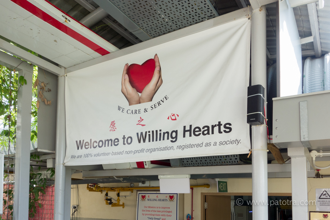 Willing Hearts Singapur