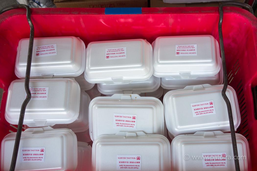 Essen Armut Singapur